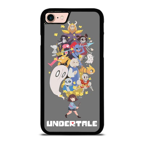 UNDERTALE GAME CHARACTER-iphone-8-case