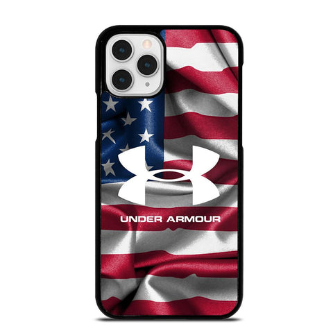 UNDER ARMOUR USA FLAG-iphone-11-pro-case