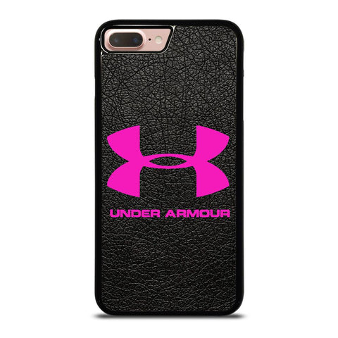 UNDER ARMOUR PINK LOGO iPhone 8 Plus Case