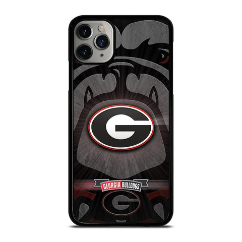 UNIVERSITY OF GEORGIA BULLDOGS 2-iphone-11-pro-max-case