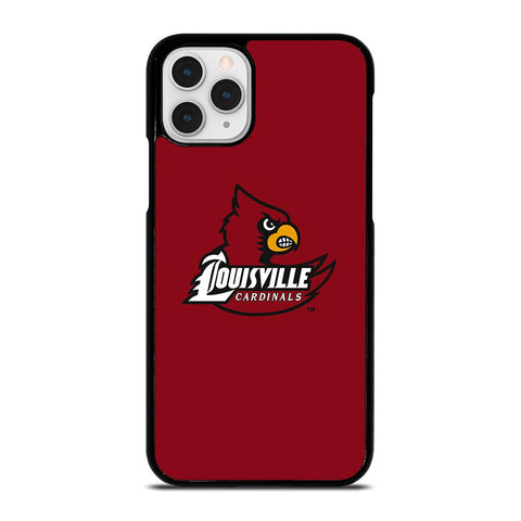 UNIVERSITY OF LOUISVILLE CARDINALS-iphone-11-pro-case