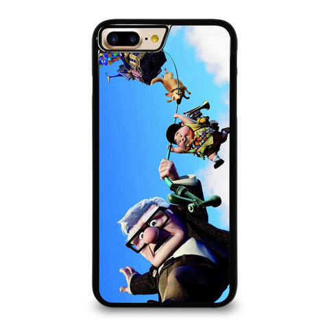 UP DISNEY CARL AND RUSSEL iPhone 7 Plus Case