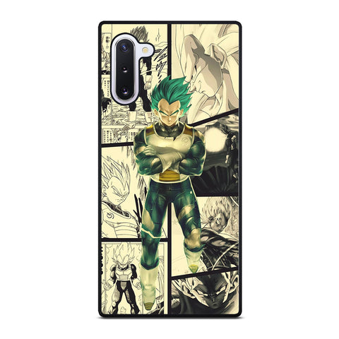 VEGETA DRAGONBALL COMIC Samsung Galaxy Note 10 Case