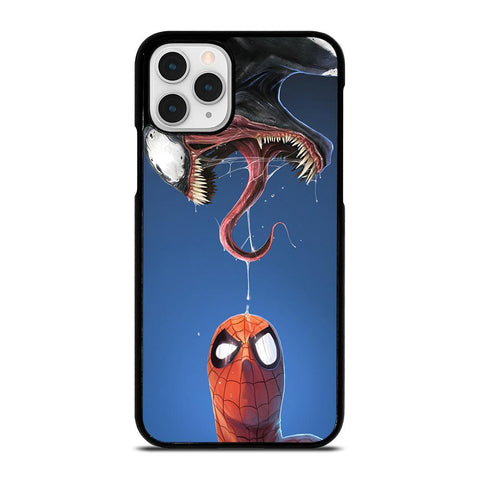 VENOM VS SPIDERMAN VILLAIN-iphone-11-pro-case