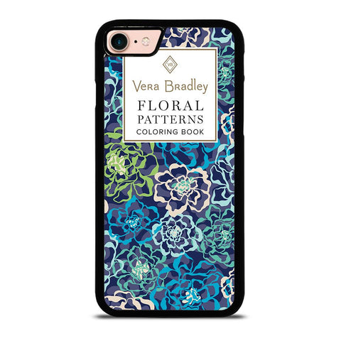 VERA BRADLEY VB FLORAL PATTERNS CB-iphone-8-case