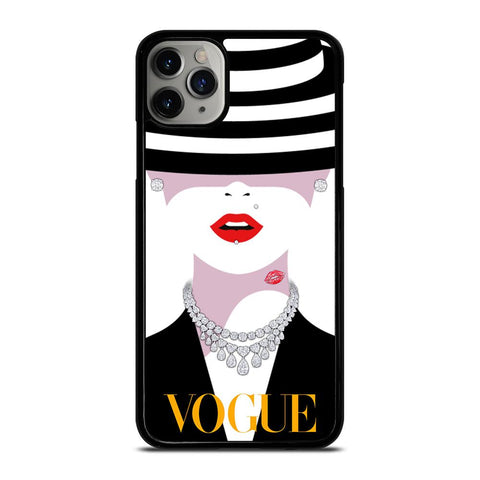 VOGUE LOGO WOMAN iPhone 11 Pro Max Case