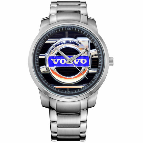 VOLVO LOGO-metal-watch