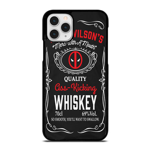WADE WILSON WHISKEY DEADPOOL-iphone-11-pro-case