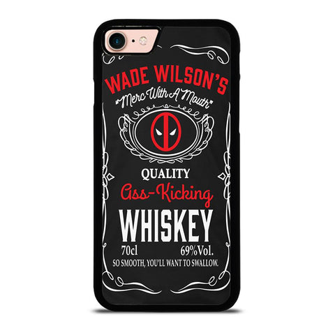WADE WILSON WHISKEY DEADPOOL-iphone-8-case