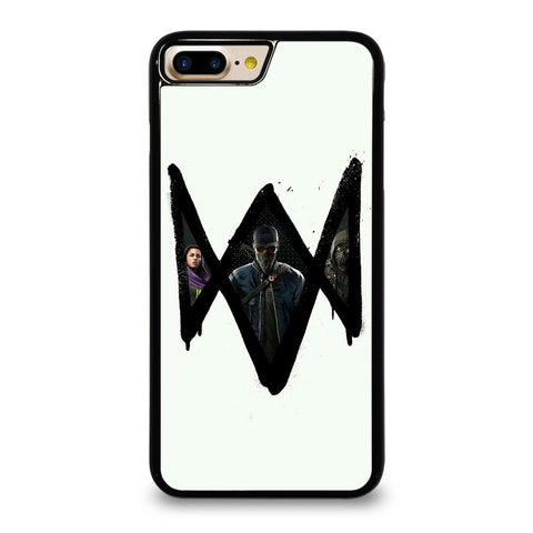 WATCH DOGS 2 LOGO ART iPhone 7 Plus Case