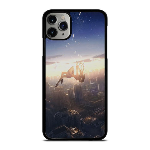 WEATHERING WITH YOU ANIME  iPhone 11 Pro Max Case