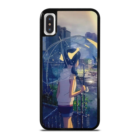 WEATHERING WITH YOU iPhone X / XS Case