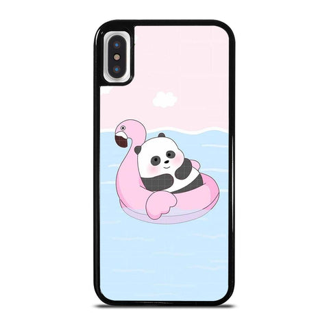 WE BARE BEARS PANDA SUMMER iPhone X / XS Case