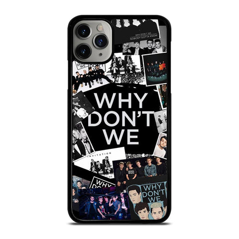 WHY DONT WE COLLAGE-iphone-11-pro-max-case