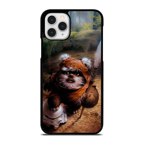 WICKET EWOK JEDI STAR WARS-iphone-11-pro-case