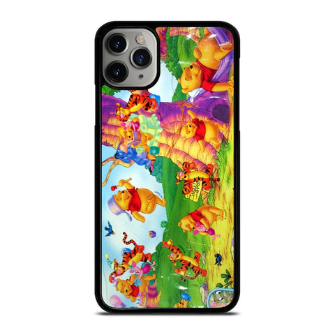 WINNIE THE POOH Cartoon-iphone-11-pro-max-case