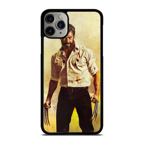 WOLVERINE OLD LOGAN iPhone 11 Pro Max Case