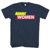 WOMEN LOOOSE-mens-t-shirt-Navy