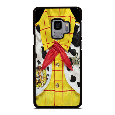 WOODY BOOTS TOY STORY Samsung Galaxy S9 Case