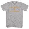YELLOWSTONE DUTTON RANCH-mens-t-shirt-Gray