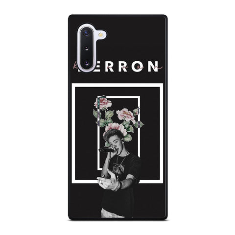 ZACH HERRON WHY DONT WE Samsung Galaxy Note 10 Case