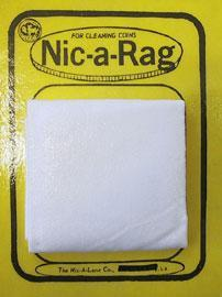 Nic-A-Rag:80 square inches