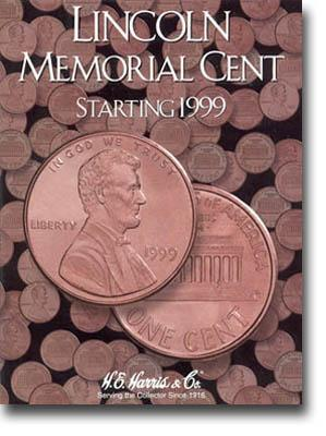 Harris Folder: Lincoln Memorial Cents