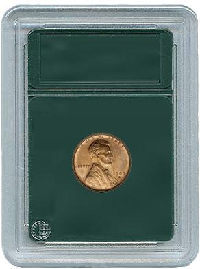 Coin World Coin Slabs for Small, Large & Half Cents
