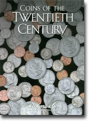 Harris Folder: 20th Century Type Coins