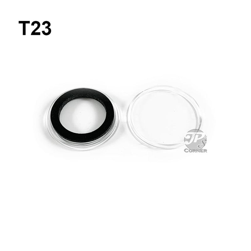 Air-Tite Model T 23mm Black Ring Type