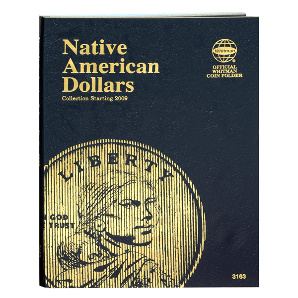 Whitman Folder: Native American Dollars: 2009-Date P&D