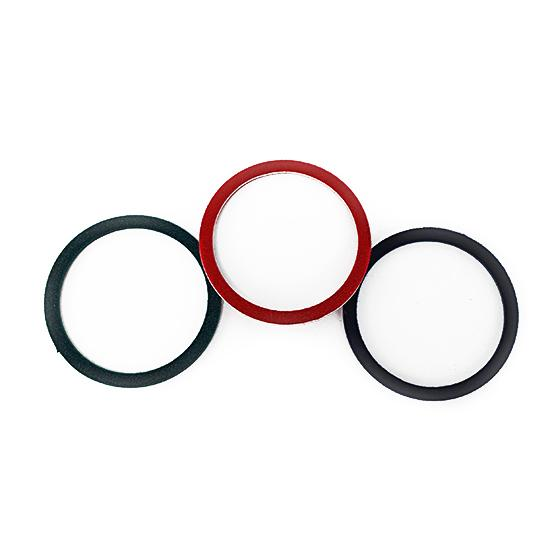 "39mm Air-Tite ""I / I Loop"" Colored Velour Rings"