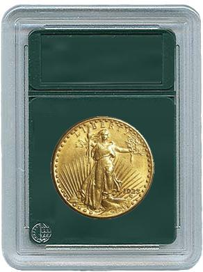 Coin World Coin Slabs for Gold Dollars & Eagles