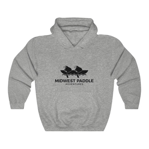MWPA Black, Unisex Heavy Blend™ Hooded Sweatshirt