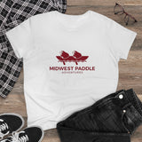 MWPA Red, Women's Heavy Cotton Tee