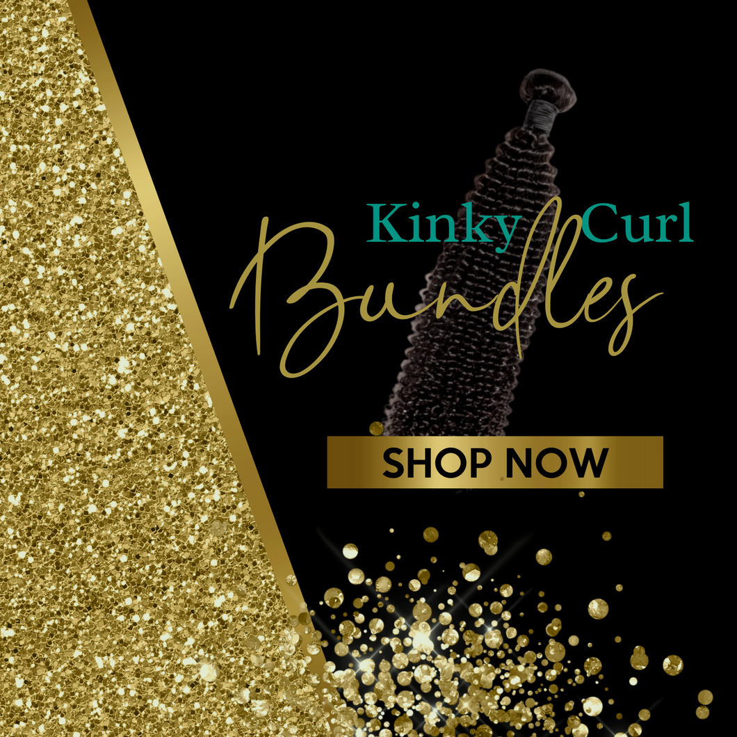 Luxury Kinky Curly