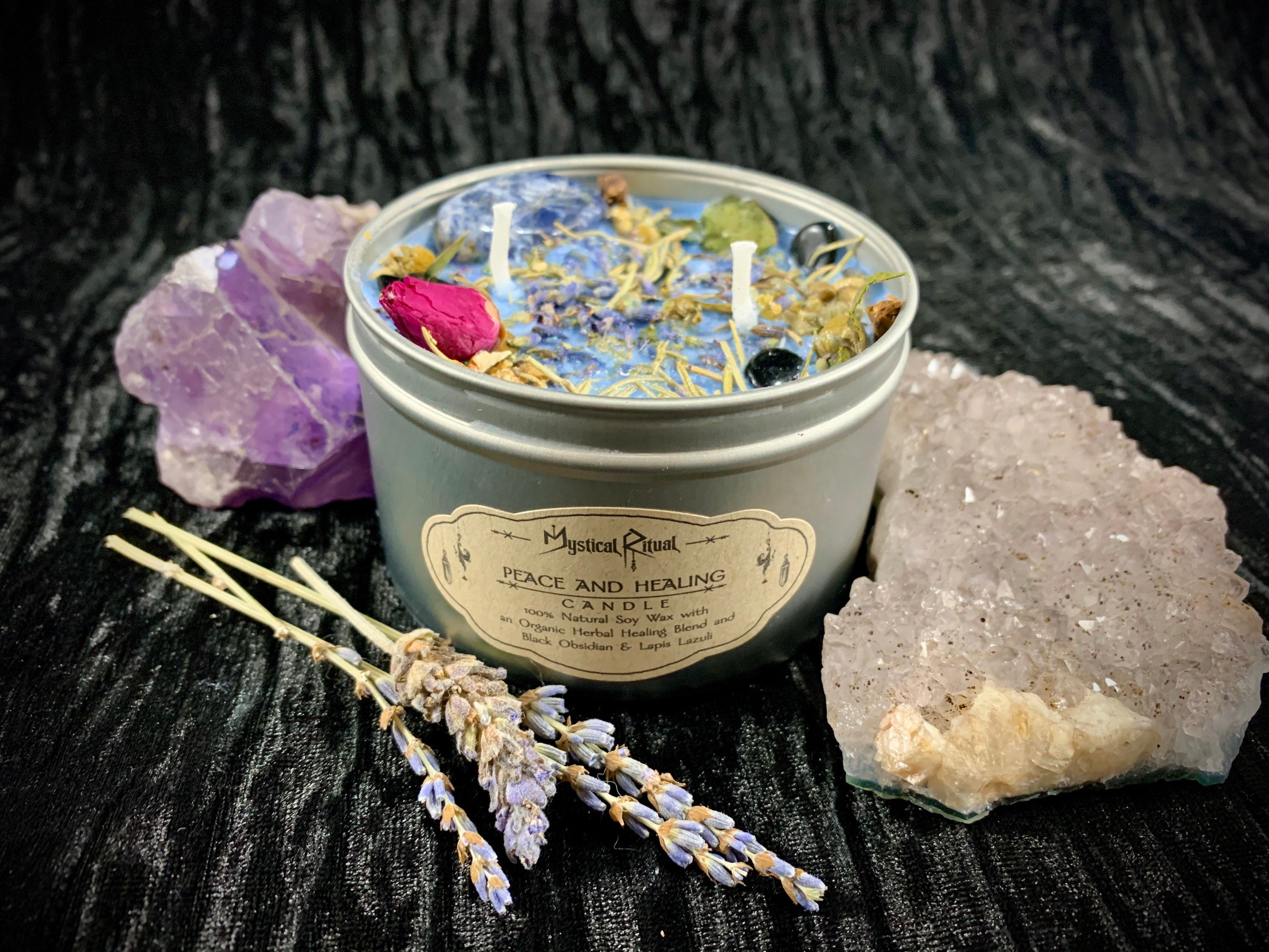 PEACE & HEALING Candle
