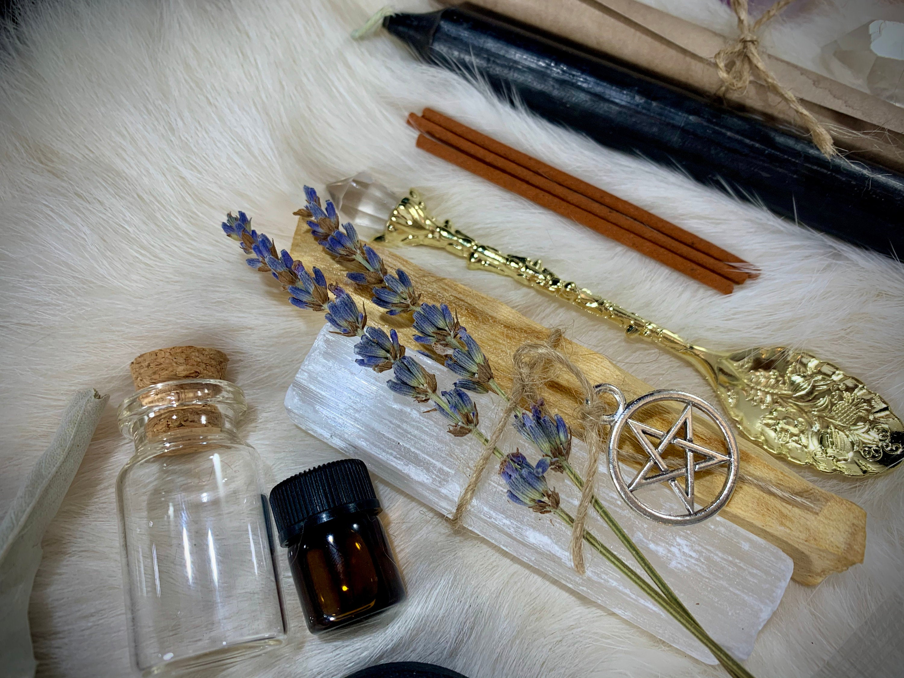 WITCHCRAFT KIT ~ Baby Witch Kit