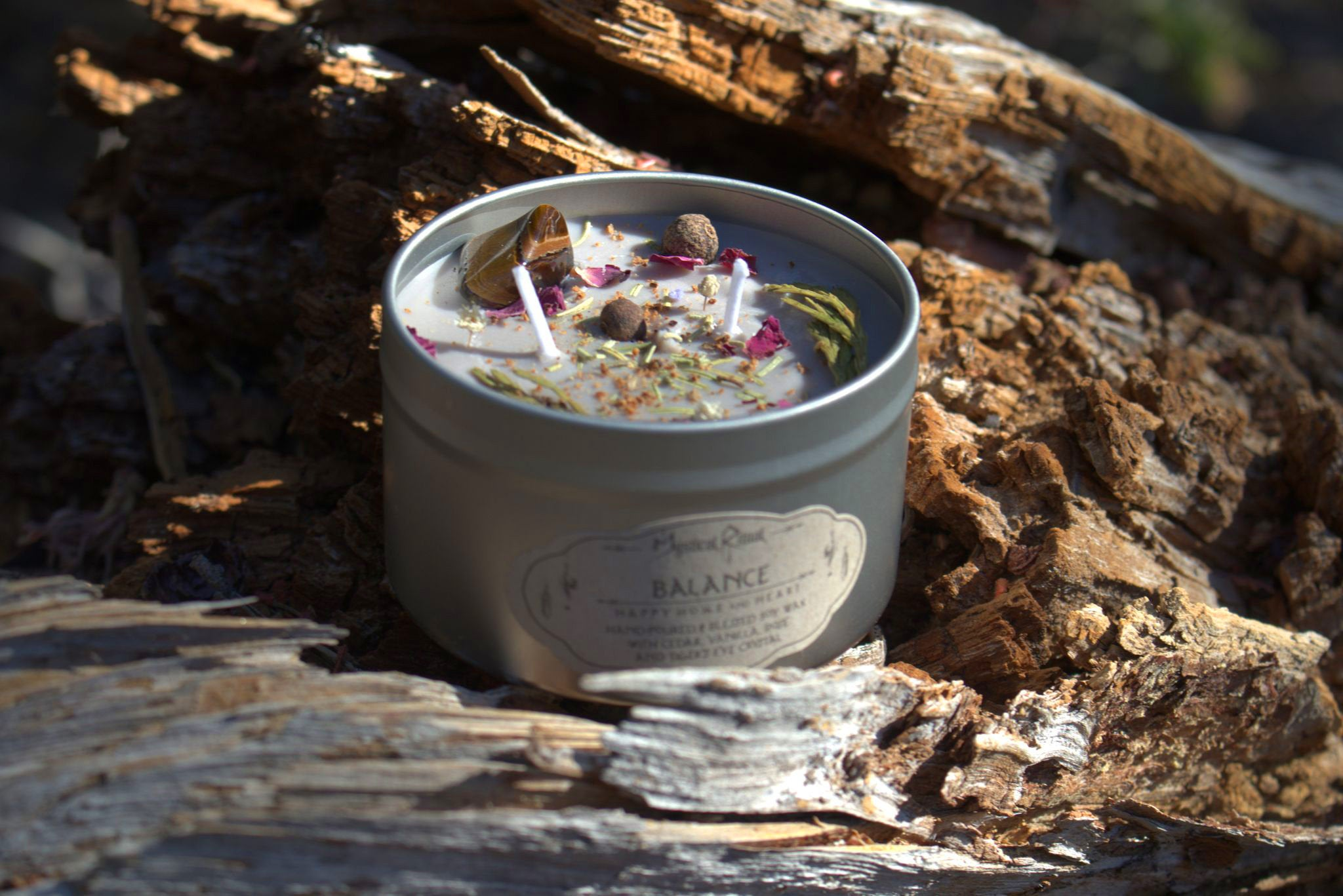 BALANCE ~ Happy Home Candle