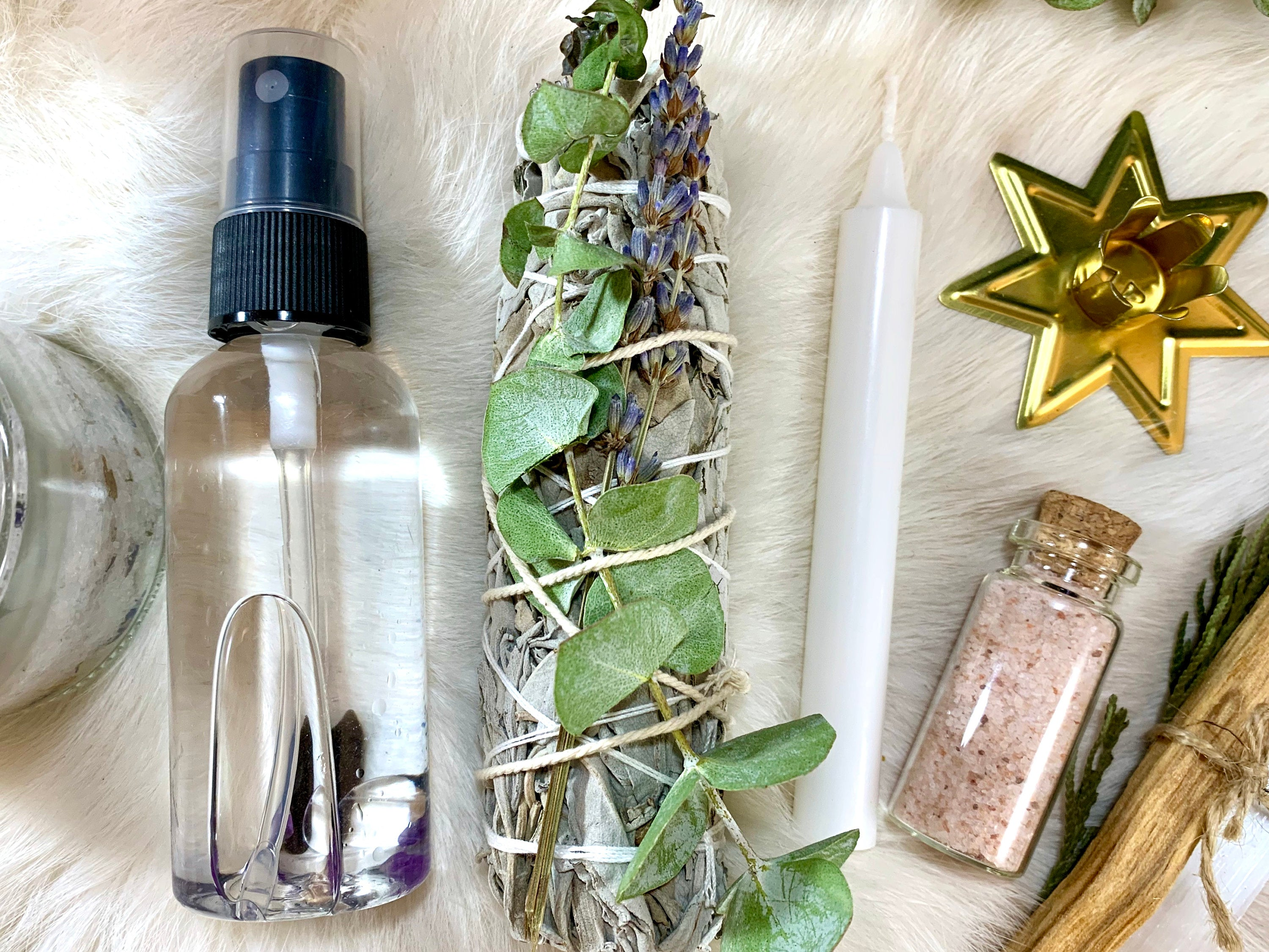 SAGE CLEANSING KIT