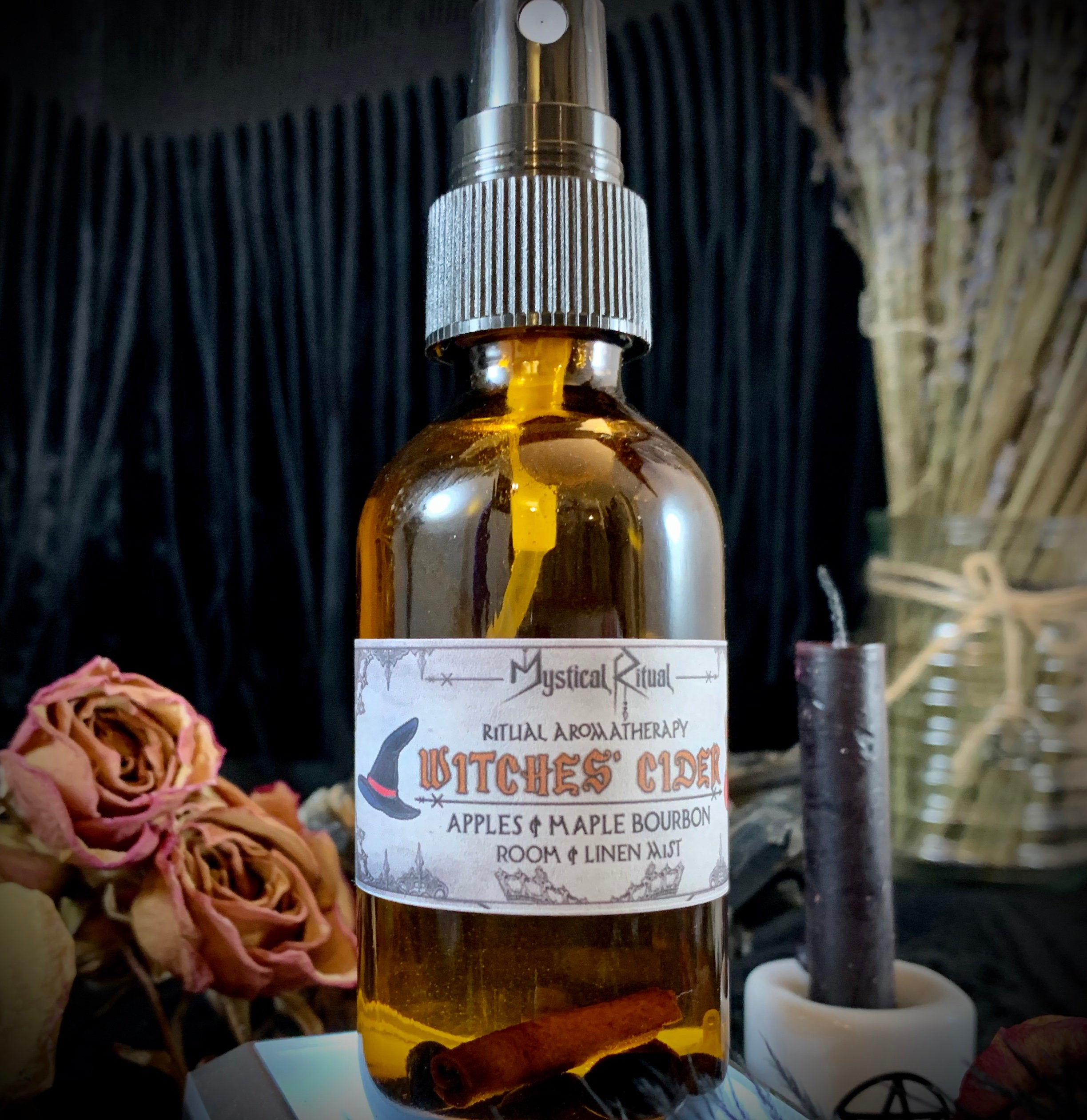 WITCHES' CIDER Aromatherapy Mist