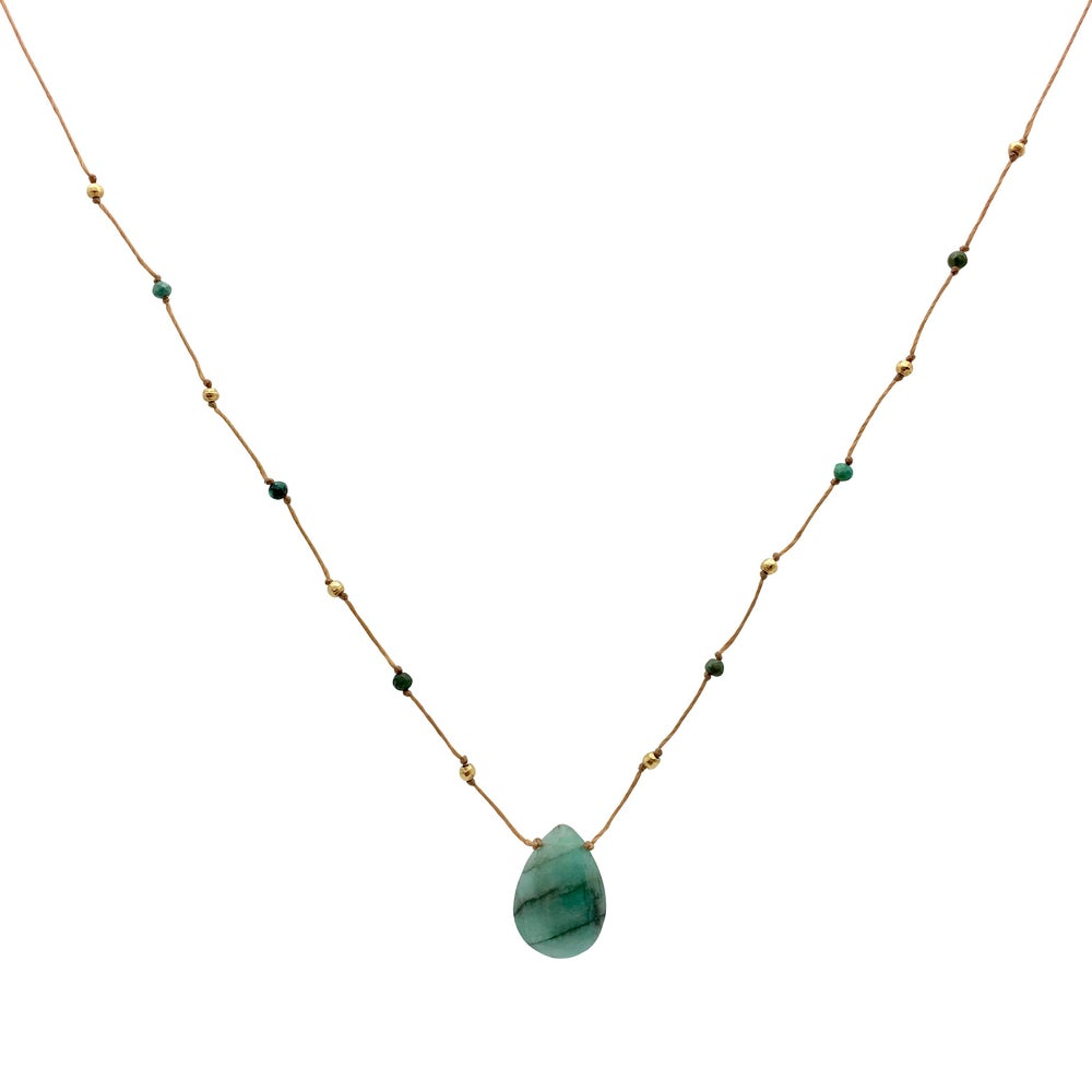 African Emerald Alohi Drop