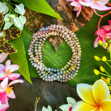 Load image into Gallery viewer, Pastel Sapphire Lei
