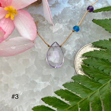 Load image into Gallery viewer, Lavender Amethyst Drop