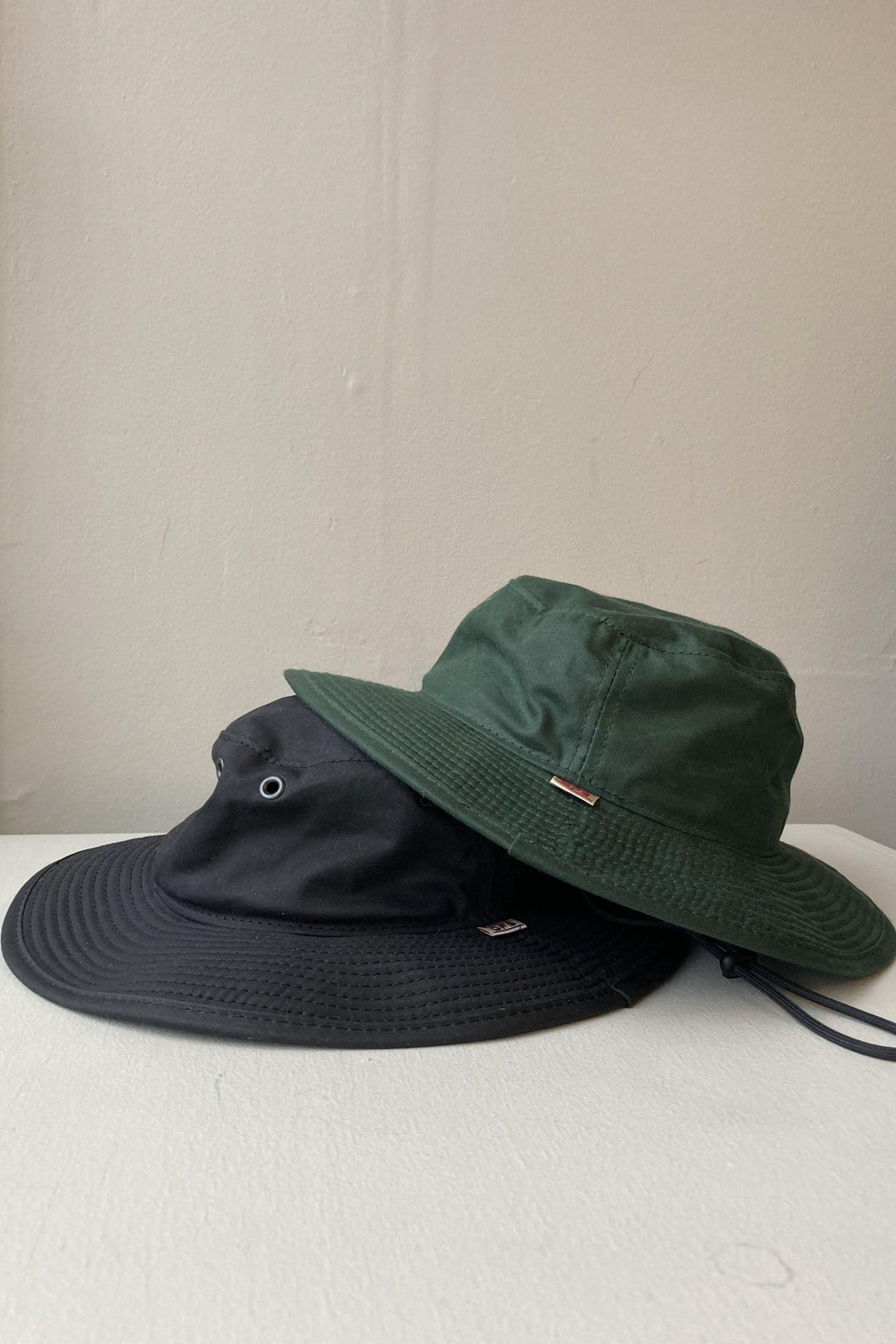 Bucket Hat - Waxed Cotton