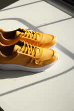 Load image into Gallery viewer, Korbin - Yellow Leather Sneaker