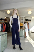 Load image into Gallery viewer, Roscoe Dungarees - Dark Denim