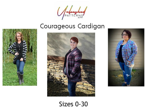 Courageous Cardigan