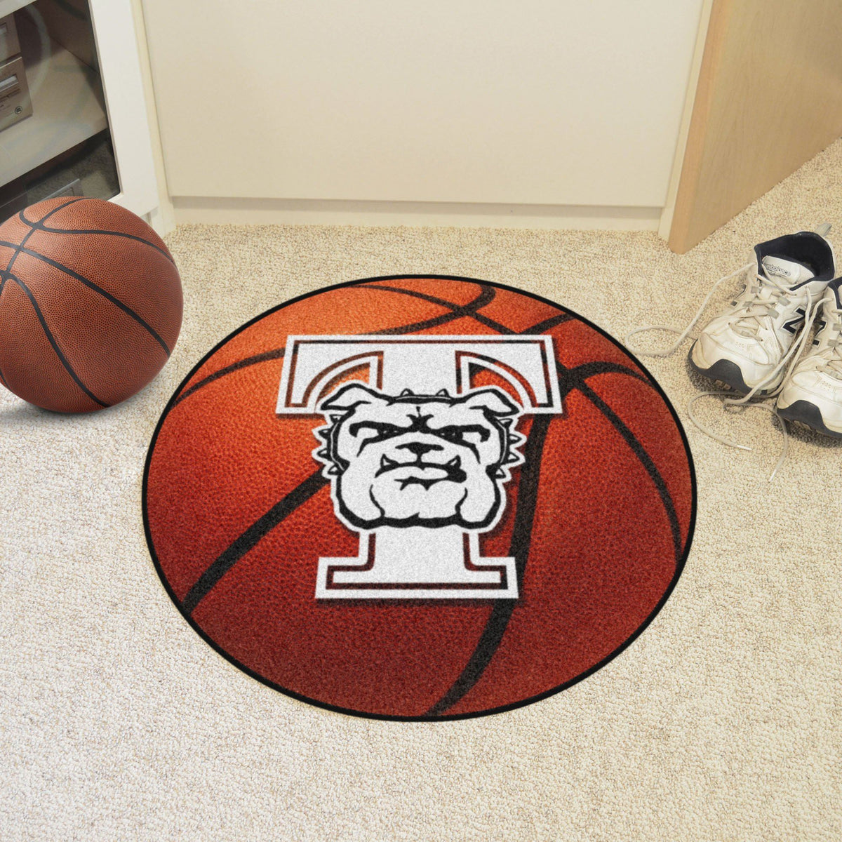 Collegiate - Basketball Mat: T - Z Collegiate Mats, Rectangular Mats, Basketball Mat, Collegiate, Home Fan Mats Truman State