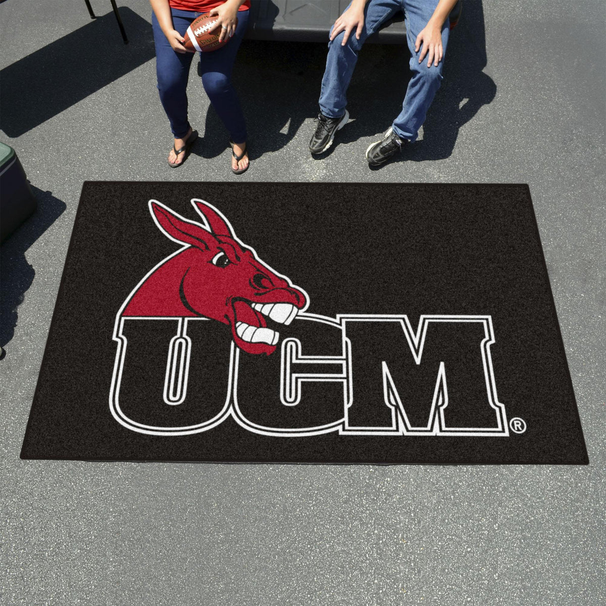 Collegiate - Ulti-Mat: A - L Collegiate Mats, Rectangular Mats, Ulti-Mat, Collegiate, Home Fan Mats Central Missouri